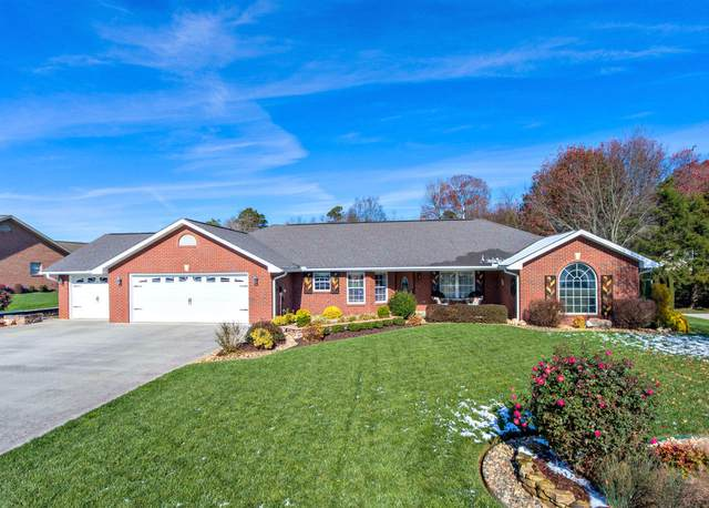 1012 Southwind Circle Drive, Dandridge, TN 37725 (#1136894) :: Tennessee Elite Realty