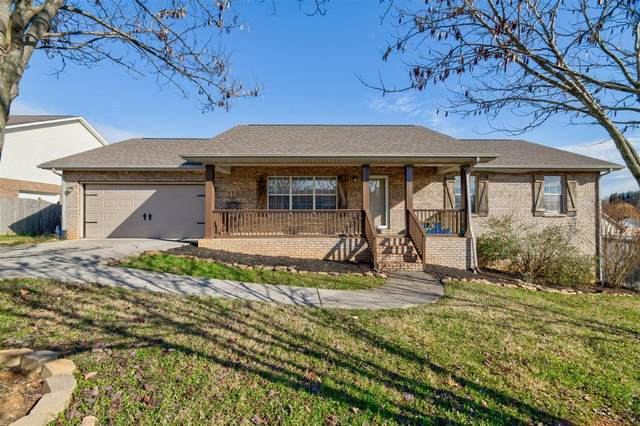 1109 Willow Creek Circle, Maryville, TN 37804 (#1137215) :: Tennessee Elite Realty