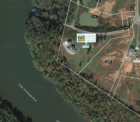 Shiners Bluff Dr, Madisonville, TN 37354 (#1137599) :: Billy Houston Group