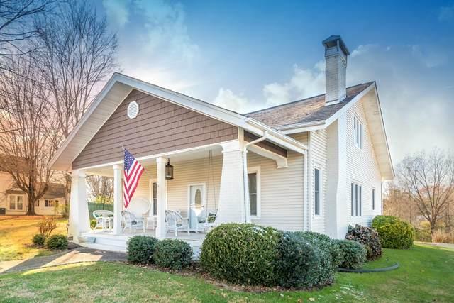 518 Monroe St, Madisonville, TN 37354 (#1137658) :: Tennessee Elite Realty