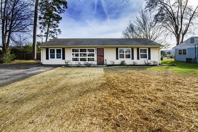 3818 NW Orangewood Rd, Knoxville, TN 37921 (#1138014) :: Realty Executives Associates Main Street