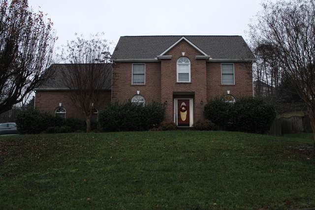 1111 Hollow Ridge Rd, Knoxville, TN 37931 (#1138461) :: Adam Wilson Realty