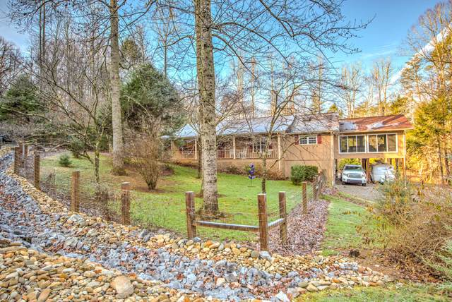 401 Domar Drive, Townsend, TN 37882 (#1138486) :: Tennessee Elite Realty