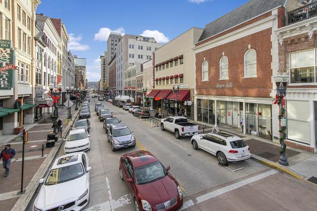 403 S Gay St #207, Knoxville, TN 37902 (#1138702) :: Shannon Foster Boline Group