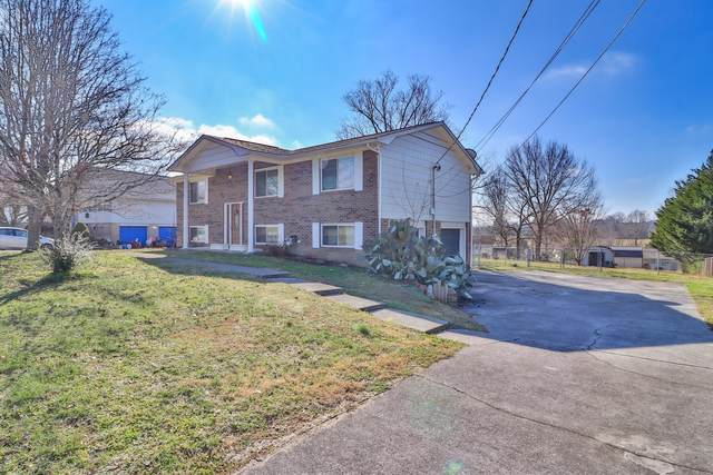 7629 Crestland Rd, Knoxville, TN 37938 (#1139058) :: Billy Houston Group