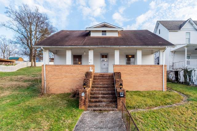 610 Clinton St, Harriman, TN 37748 (#1139596) :: Realty Executives Associates Main Street