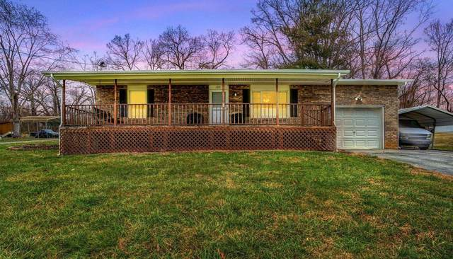 122 Ben Jenkins Rd, Johnson City, TN 37615 (#1140450) :: Tennessee Elite Realty