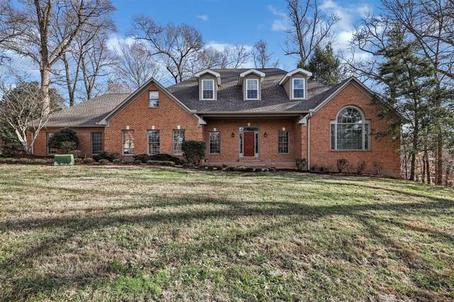 8 Rivers Run Way, Oak Ridge, TN 37830 (#1140643) :: Catrina Foster Group