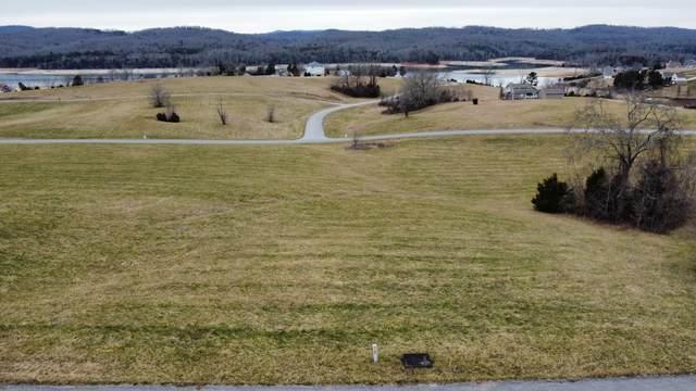 lot 169 Claudes Nest (Off Russell Bros Rd, Sharps Chapel, TN 37866 (#1140840) :: Billy Houston Group