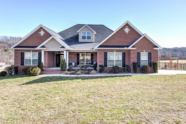 115 Harmony Drive, Jacksboro, TN 37757 (#1140894) :: The Cook Team