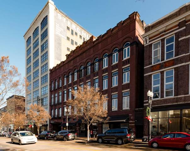 122 S Gay St #402, Knoxville, TN 37902 (#1141058) :: Billy Houston Group