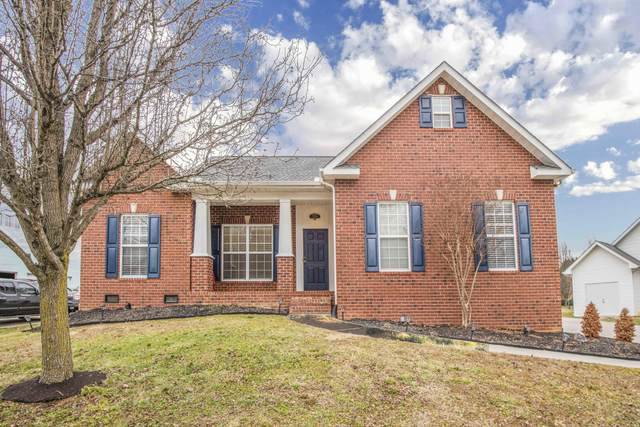 3308 Miller Creek Rd, Knoxville, TN 37931 (#1141355) :: The Cook Team