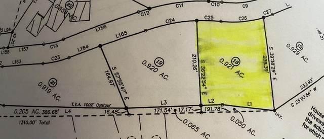 Lot 18 Cypress Drive, Dandridge, TN 37725 (#1142317) :: The Cook Team
