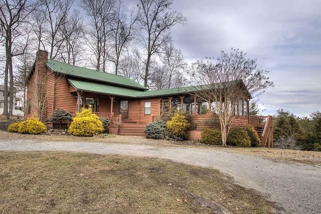 1165 Deerfield Way, LaFollette, TN 37766 (#1143081) :: Tennessee Elite Realty