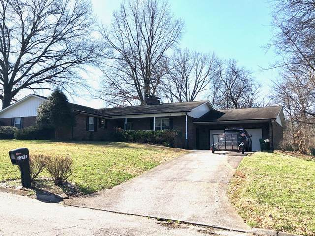 2318 Chesterfield Drive, Maryville, TN 37803 (#1143439) :: Cindy Kraus Group | Realty Executives Associates