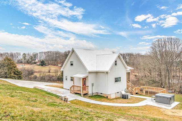 121 Forkners Chapel Rd, Sweetwater, TN 37874 (#1143446) :: Realty Executives Associates Main Street