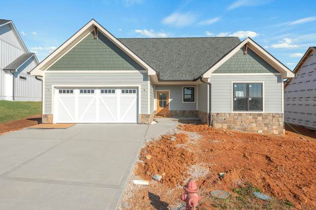 520 Simmons View Drive #4, Seymour, TN 37865 (#1143742) :: Catrina Foster Group