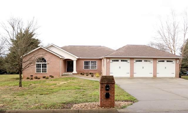 840 Catlett Rd, Sevierville, TN 37862 (#1144224) :: Shannon Foster Boline Group