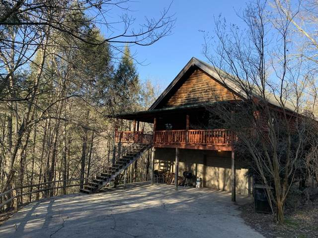 500 Hawk Trail Tr, Gatlinburg, TN 37738 (#1144404) :: Shannon Foster Boline Group
