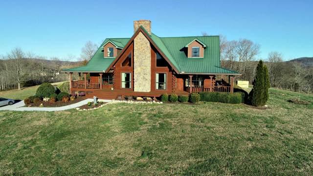 1743 Holston River Drive, Rutledge, TN 37861 (#1144680) :: Adam Wilson Realty