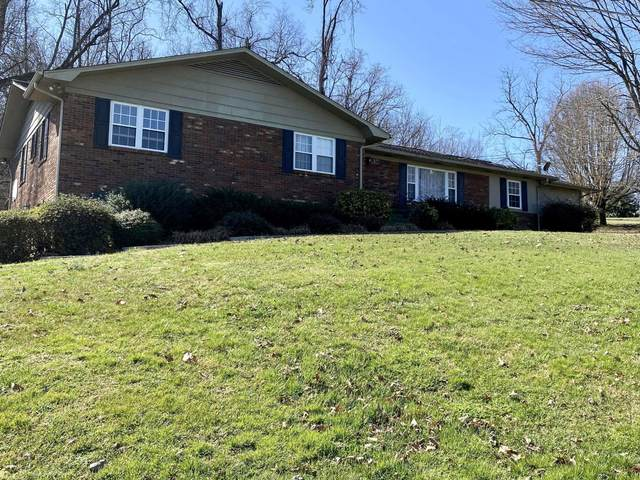 836 Rebecca Lane, Jefferson City, TN 37760 (#1144801) :: Catrina Foster Group