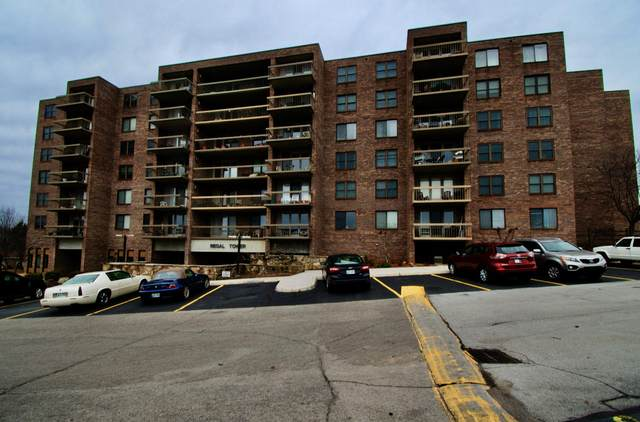 505 Regal Towers #505, Maryville, TN 37804 (#1144933) :: Billy Houston Group