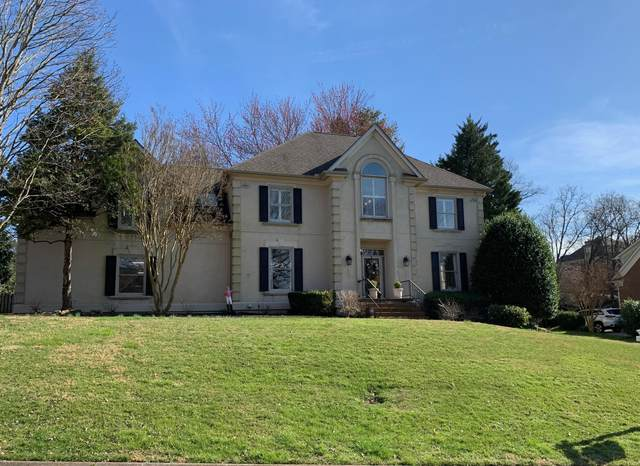 914 SW Hayslope Drive, Knoxville, TN 37919 (#1145116) :: Shannon Foster Boline Group