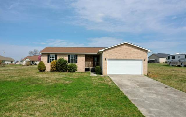 149 Ridgefield Drive, Dandridge, TN 37725 (#1145393) :: Tennessee Elite Realty