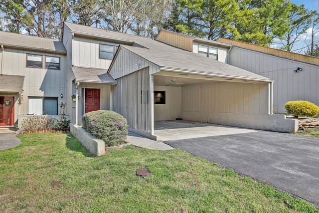 8707 Olde Colony Tr #22, Knoxville, TN 37923 (#1145631) :: Billy Houston Group