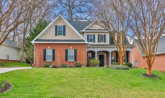 8848 Ebenezer Oaks Lane, Knoxville, TN 37922 (#1145771) :: Adam Wilson Realty