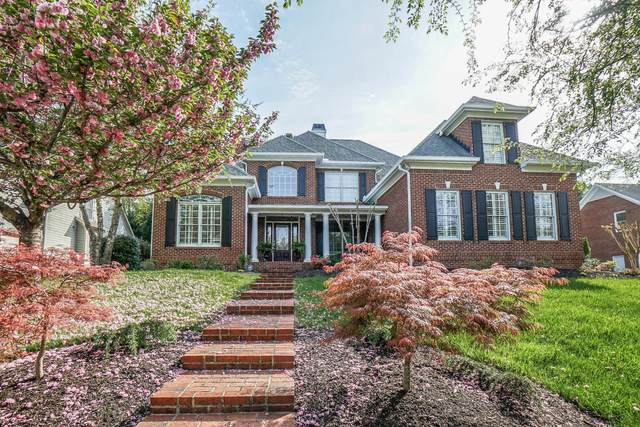 842 Prince George Parish Drive, Knoxville, TN 37934 (#1145796) :: Billy Houston Group
