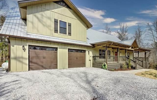 164 Powdermill Drive, Tellico Plains, TN 37385 (#1146143) :: JET Real Estate