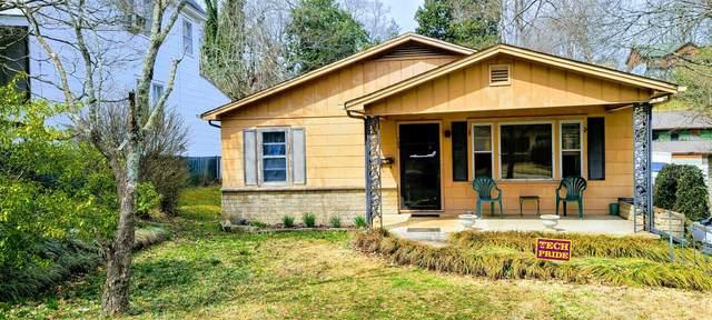 705 Sewanee St, Harriman, TN 37748 (#1146238) :: JET Real Estate