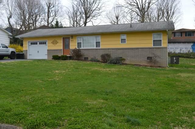 401 Greenwood Drive, Clinton, TN 37716 (#1146483) :: Billy Houston Group