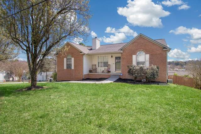 1915 Whitman Drive, Knoxville, TN 37909 (#1146949) :: Billy Houston Group
