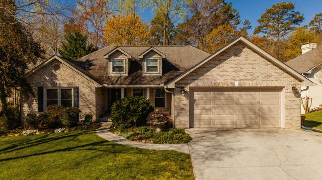 1847 Pinestraw Lane, Knoxville, TN 37932 (#1147208) :: Shannon Foster Boline Group