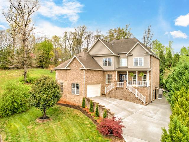 2004 Cawood Falls Lane, Knoxville, TN 37931 (#1147223) :: Adam Wilson Realty