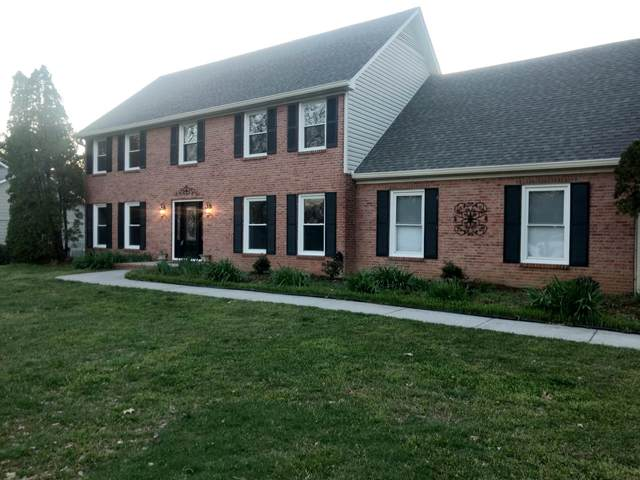 605 Lark Meadow Drive #63, Knoxville, TN 37934 (#1147377) :: Catrina Foster Group