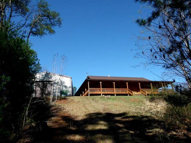 1784 Rafter Rd, Tellico Plains, TN 37385 (#1147526) :: Shannon Foster Boline Group