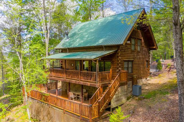 3221 Brice Hollow Way, Sevierville, TN 37862 (#1147753) :: Billy Houston Group