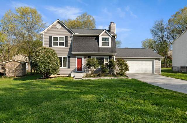 1602 Dunraven Drive, Knoxville, TN 37922 (#1147757) :: Catrina Foster Group