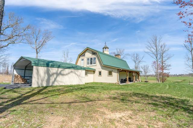 1296 Twin Bridge Rd, Deer Lodge, TN 37726 (#1147890) :: Catrina Foster Group