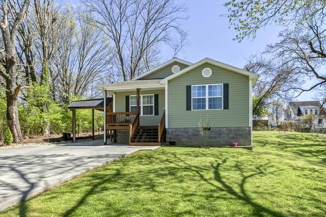 403 Taylor St, Athens, TN 37303 (#1147906) :: Adam Wilson Realty