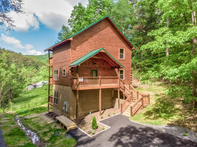 636 Chickasaw Gap Way, Pigeon Forge, TN 37863 (#1148148) :: The Cook Team