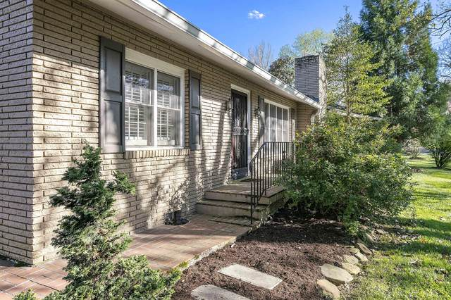 6912 NW Stockton Drive, Knoxville, TN 37909 (#1148648) :: The Cook Team