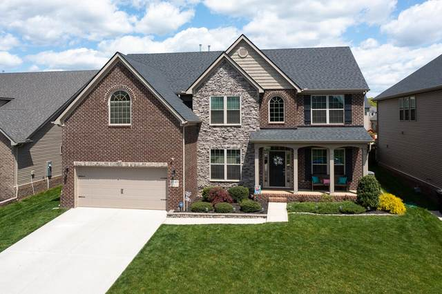 2540 Blackberry Ridge Blvd, Knoxville, TN 37932 (#1149372) :: Catrina Foster Group