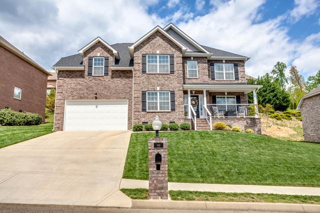 8421 Mahogany Lane, Knoxville, TN 37938 (#1149624) :: Adam Wilson Realty