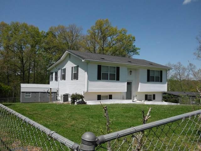 115 Lake View Estates, Tellico Plains, TN 37385 (#1150033) :: Tennessee Elite Realty
