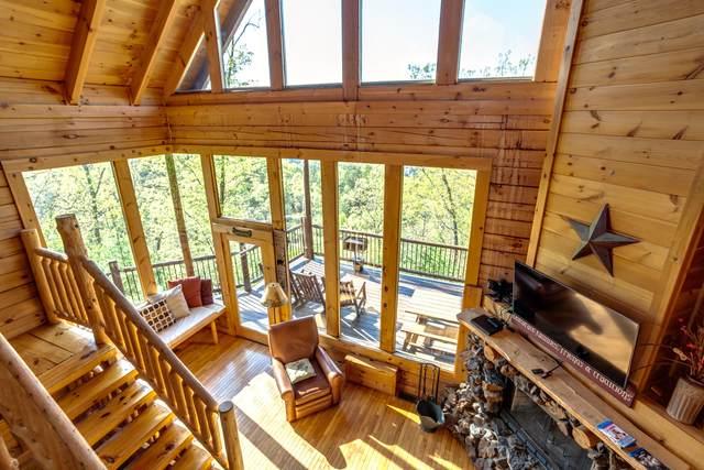 3532 Carsons Ridge Way, Sevierville, TN 37862 (#1150034) :: Cindy Kraus Group | Realty Executives Associates