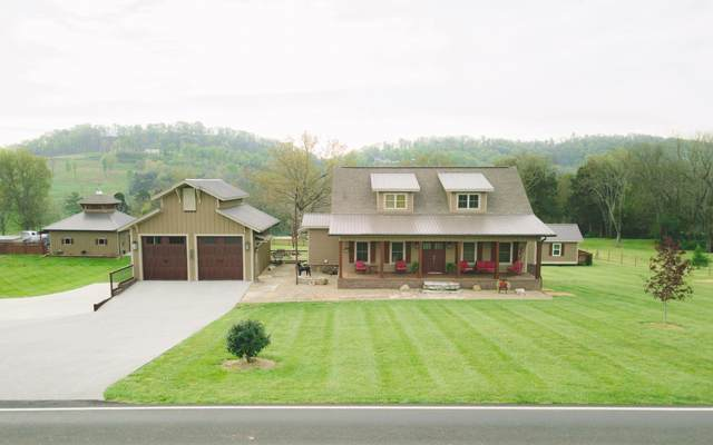 979 E Dumplin Valley Rd, Jefferson City, TN 37760 (#1150145) :: Cindy Kraus Group | Realty Executives Associates
